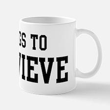 Belongs to Genevieve Mug