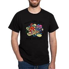 mardi252012Wlight T-Shirt