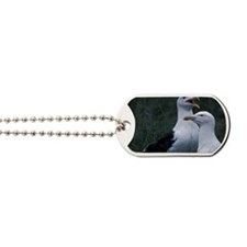 Great Black-backed seagulls Scotia, Marga Dog Tags