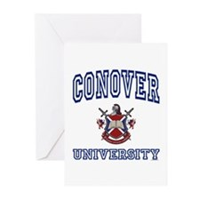 CONOVER University Greeting Cards (Pk of 10)