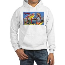 Lake Tahoe Greetings Hoodie