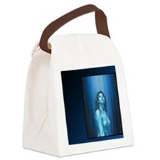p2 Canvas Lunch Bag