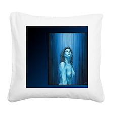 p2 Square Canvas Pillow
