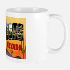Las Vegas Nevada Greetings Mug
