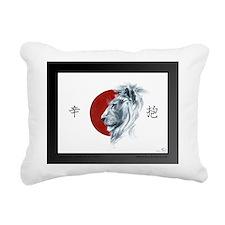 endurance Rectangular Canvas Pillow