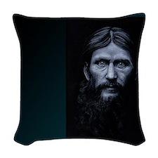 rasputin Woven Throw Pillow