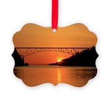 Deception Pass Bridge Ornament