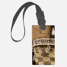 Vancouver. A traditional First N Luggage Tag