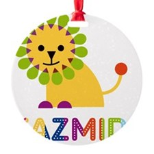 Yazmin-the-lion Ornament