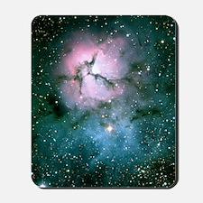 trifidNebulaiPad Mousepad