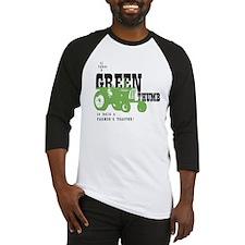 Oliver Green Thumb Baseball Jersey
