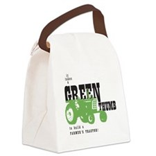 Oliver Green Thumb Canvas Lunch Bag