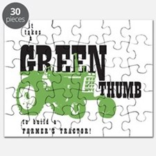 Oliver Green Thumb Puzzle