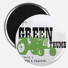 Oliver Green Thumb Magnet