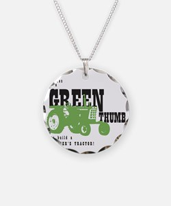 Oliver Green Thumb Necklace