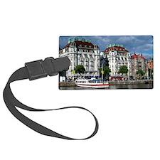 StockholmBoat-Long Luggage Tag