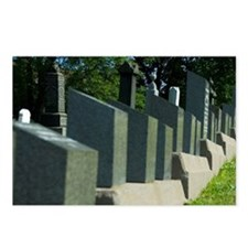 Fairview Lawn Cemetery, h Postcards (Package of 8)
