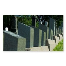Fairview Lawn Cemetery, home t Decal