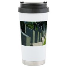 Fairview Lawn Cemetery, home to Travel Mug