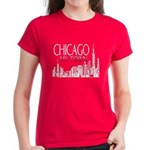Chicago: My Kind Of Town Women's Dark T-Shirt