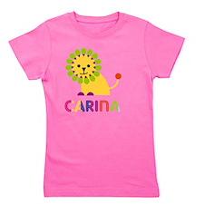 Carina-the-lion Girl's Tee