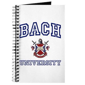 BACH University Journal