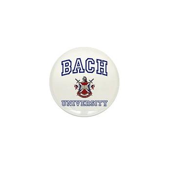 BACH University Mini Button (10 pack)