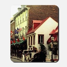 Canada, Quebec, Old Quebec City Mousepad