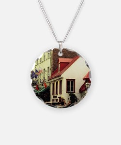 Canada, Quebec, Old Quebec C Necklace