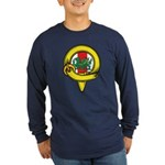 Midrealm Protege Long Sleeve Dark T-Shirt