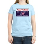 Can't Stand Bush Women's Light T-Shirt