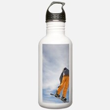 Mt. Washington Ski Res Water Bottle