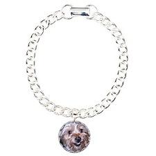 Maddies_Smile Charm Bracelet, One Charm