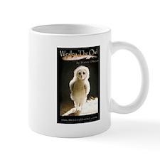 Book Captioned WesleyTheOwl Smaller Mug