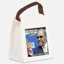 hermancainraisin Canvas Lunch Bag