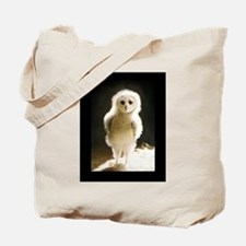 Baby Wesley The Owl Tote Bag