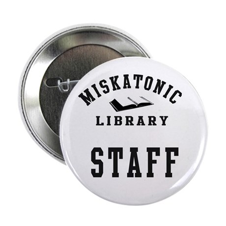 Miskatonic Library Button