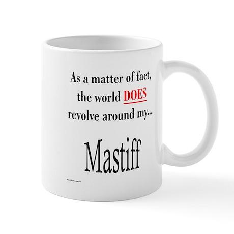 Mastiff World Mug