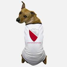 DUI-15-Engineer-Battalionwtext Dog T-Shirt