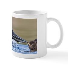 British Columbia. Common Loon (Gavia Im Mug