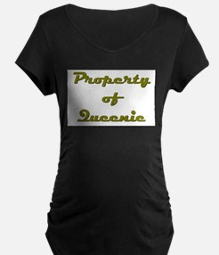 Property Of Queenie Female T-Shirt