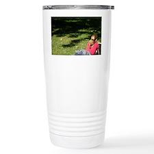 Montreal. McGill University dow Travel Mug