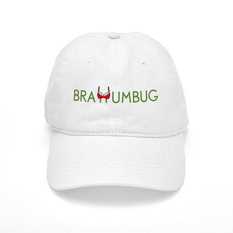 Bra Humbug Baseball Cap