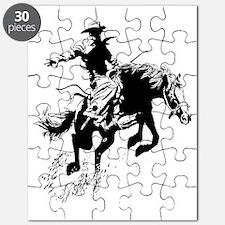 bronc-bow Puzzle