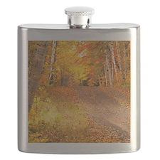 AutumnFoliageRural_9X12 Flask