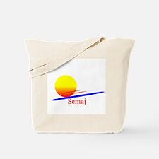Semaj Tote Bag