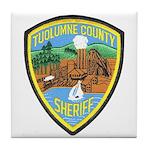 Tuolumne Sheriff Tile Coaster