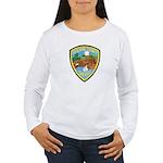 Tuolumne Sheriff Women's Long Sleeve T-Shirt