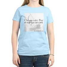 chesapeake bay way of life T-Shirt