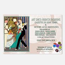 1 A BARBIER LA DANSE ADFF Postcards (Package of 8)